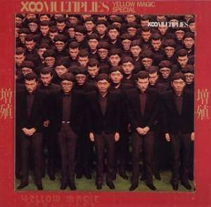 Yellow Magic Orchestra (Y.M.O.): Multiplies - Cover