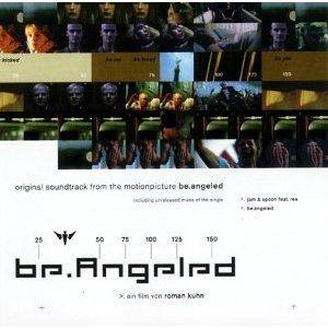Cover - Azzido Da Bass: Be.Angeled (Original Soundtrack)