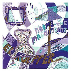 Ed Kuepper: Rooms Of The Magnificent - Cover
