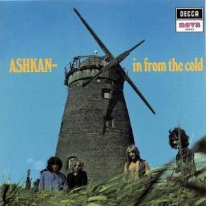 Ashkan: In From The Cold - Cover