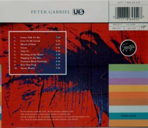 Peter Gabriel: Us (CD) - Bild 2