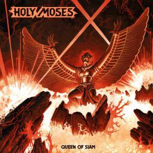 Holy Moses: Queen Of Siam - Cover