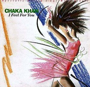 Chaka Khan: I Feel For You - Cover