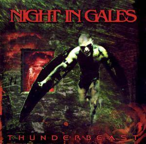 Cover - Night In Gales: Thunderbeast