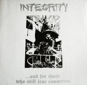 Cover - Integrity: Those Who Fear Tomorrow