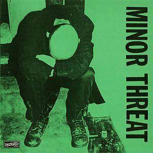 Minor Threat: Minor Threat - Cover