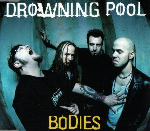 Drowning Pool: Bodies - Cover