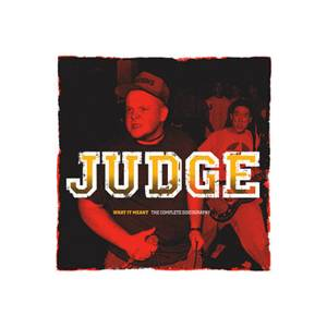 Judge: What It Meant - The Complete Discography - Cover