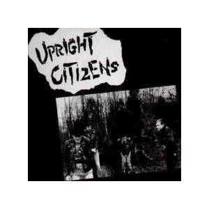 Cover - Upright Citizens: Bombs Of Peace E.P.