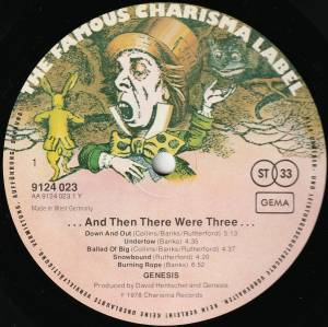 Genesis: ...And Then There Were Three... (LP) - Bild 6