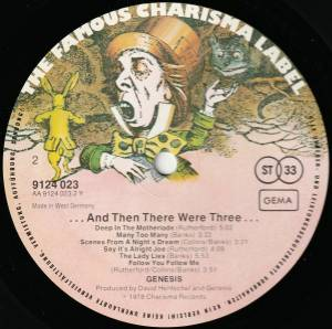 Genesis: ...And Then There Were Three... (LP) - Bild 7