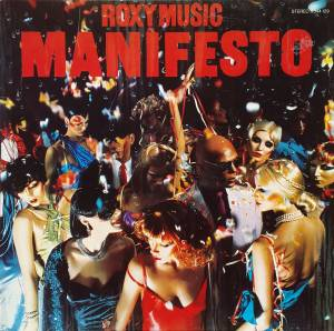 Roxy Music: Manifesto - Cover