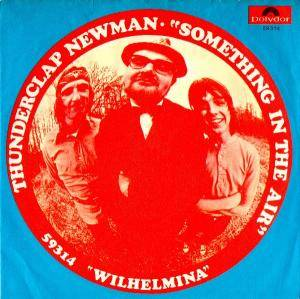 Cover - Thunderclap Newman: Something In The Air