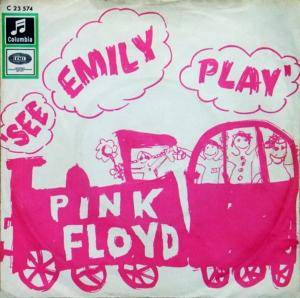 Pink Floyd: See Emily Play - Cover