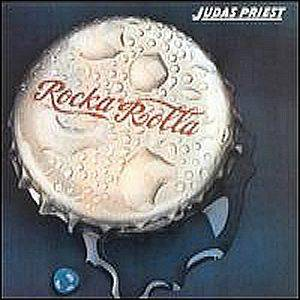 Cover - Judas Priest: Rocka Rolla