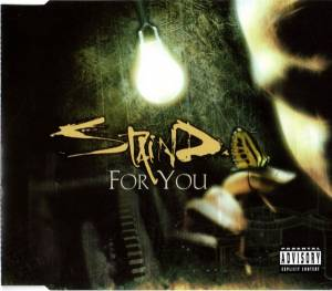 Cover - Staind: For You
