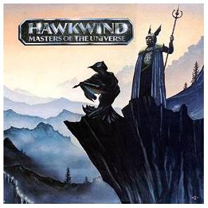 Hawkwind: Masters Of The Universe - Cover