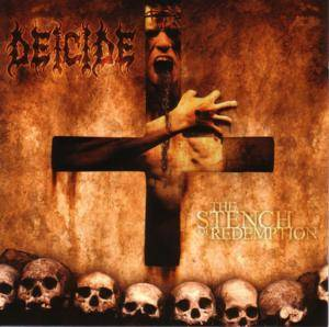 Deicide: Stench Of Redemption, The - Cover