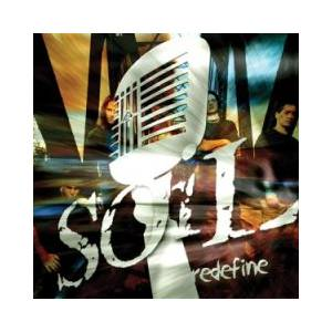 SOiL: Redefine - Cover