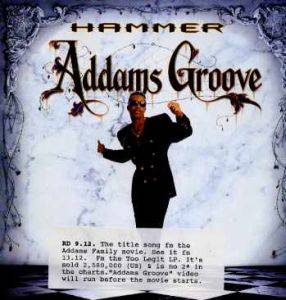 Cover - Hammer: Addams Groove