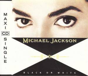 Michael Jackson: Black Or White - Cover