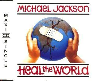 Michael Jackson: Heal The World - Cover