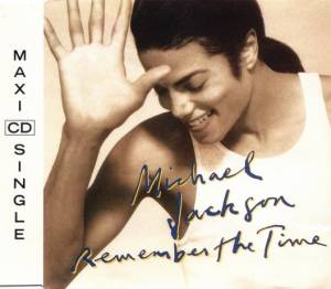 Michael Jackson: Remember The Time - Cover