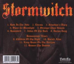 Stormwitch: Stronger Than Heaven (CD) - Bild 2