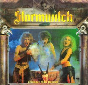 Stormwitch: Stronger Than Heaven (CD) - Bild 1
