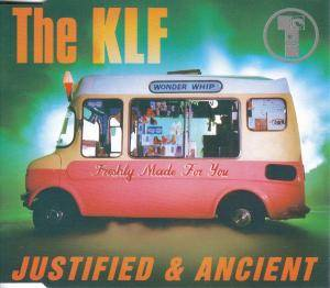 The KLF: Justified & Ancient - Cover