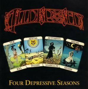 Illdisposed: Four Depressive Seasons - Cover