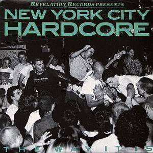 New York City Hardcore - The Way It Is - Cover