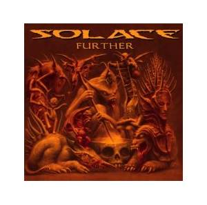Solace: Further - Cover