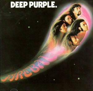 Cover - Deep Purple: Fireball