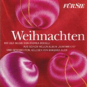 Frohe Weihnachten Cd.Frohe Weihnachten Mit Der Musik Von Andrea Bocelli Und Geschichten
