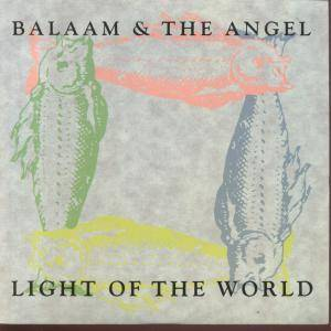 Cover - Balaam & The Angel: Light Of The World