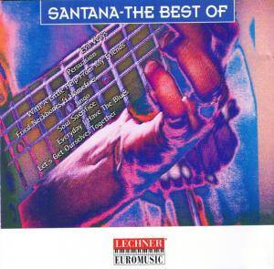 Santana: Best Of, The - Cover