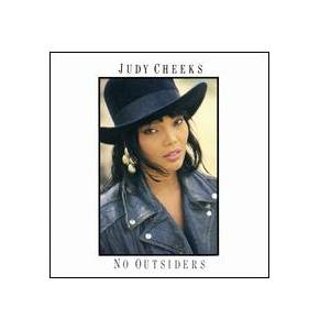 Cover - Judy Cheeks: No Outsiders
