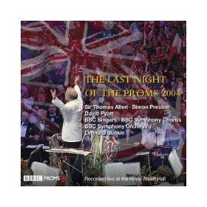 Last Night Of The Proms 2004, The - Cover