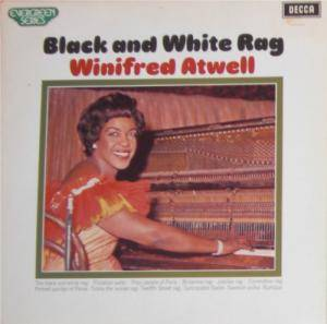 Cover - Winifred Atwell: Black And White Rag