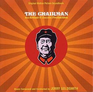 Jerry Goldsmith: Chairman, The - Cover