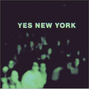 Yes New York - Cover