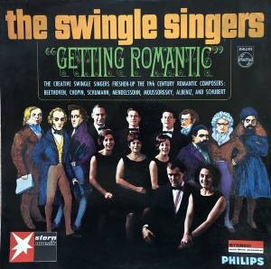 Cover - Swingle Singers, The: Getting Romantic