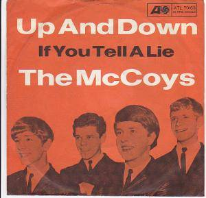 Cover - McCoys, The: Up And Down