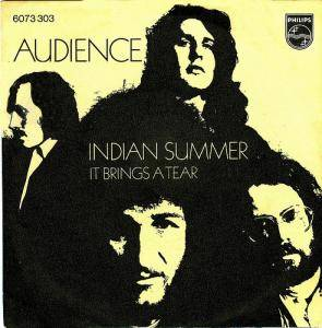 Cover - Audience: Indian Summer