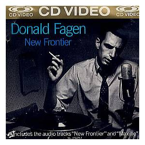 Cover - Donald Fagen: New Frontier