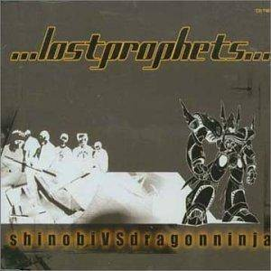 Cover - Lostprophets: Shinobi Vs. Dragon Ninja