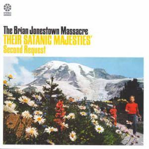 The Brian Jonestown Massacre: Their Satanic Majesties' Second Request - Cover