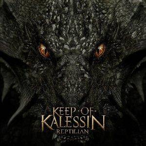 Keep Of Kalessin: Reptilian - Cover