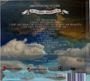 Die Fantastischen Vier: Für Dich Immer Noch Fanta Sie (CD + DVD) - Bild 2